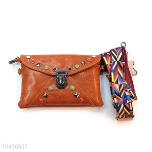 Fashion best selling small women purse with rivets