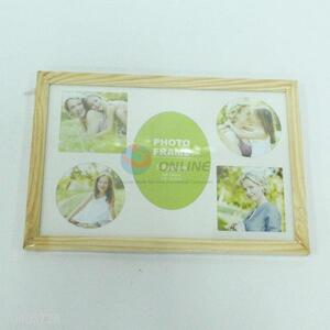 Promotional good quality wooden picture frame