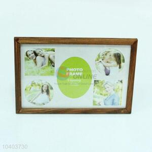 Hot sale direct factory wooden photo frame