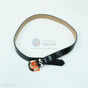 Classical low price black belt