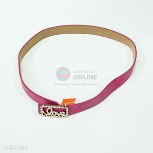 China factory price best belt