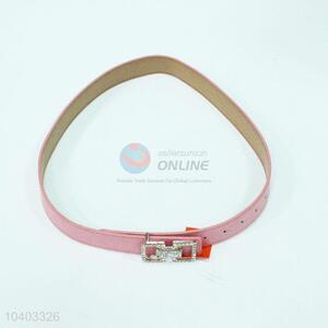 Pink high sales belt