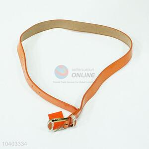Orange popular latest design belt