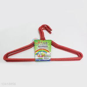 Wholesale Red Color Clothes Hangers, Coat Hanger, Suit Hanger