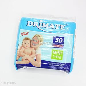 Eco-friendly Disposable Cotton Baby Diapers