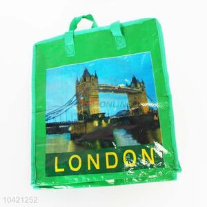New Arrival London Pattern Weaving Bag for Sale