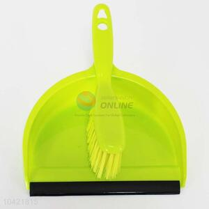 Best selling plastic dustpan and brush/broom set