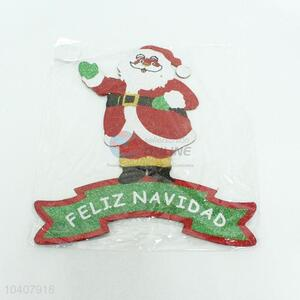 Best Selling Christmas Decoration Santa Claus Hang Decoration