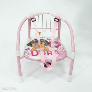 Cute Pink Baby Chair with Good Quality
