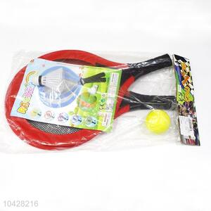 High tension Senior Leather Tennis Racket