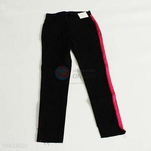 Popular design low price women pants