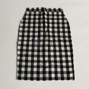 Classic hot sale plaid women wrapped skirt