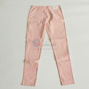 High Quality Pink Leggings for Lady