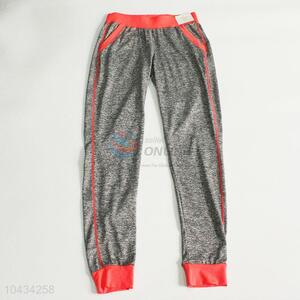 Fashion Cotton Gray Sport Trousers