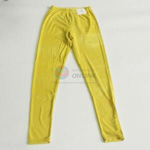 Fashion New Yellow Sports Pants