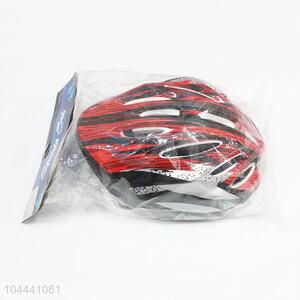 Wholesale Low Price Plastic Bike Riding Helmet And Antiskid Gloves