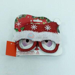 Cute Father Christmas Party Glasses