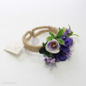 Super quality flower hand ring
