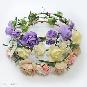 Factory price flower lei