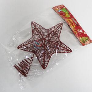 Festival Decorations Christmas Tree Star Hanger