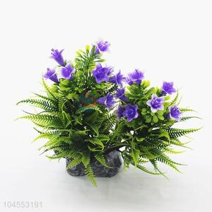 Lovely design mini fake potted plant bonsai