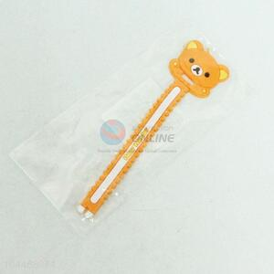 Cartoon Bear Rubber Cable Winder