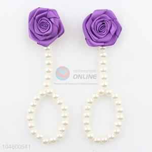Wholesale Low Price Flower Foot Ornaments