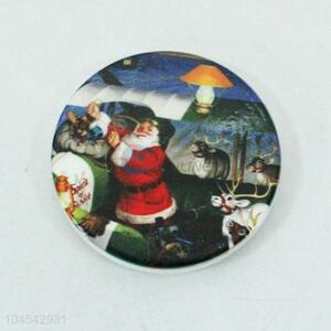 Most Popular Santa Claus Ceramics Fridge Magnet