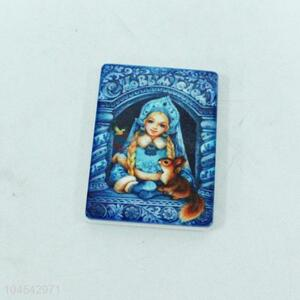 Made In China Cartoon Ceramics Fridge Magnet