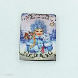 China Hot Sale Ceramics Fridge Magnet Home Decoration