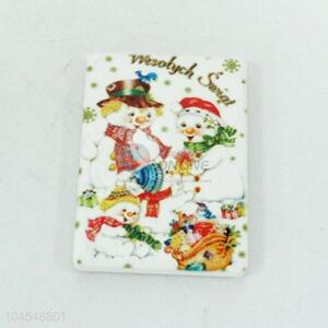 Fancy Design Cartoon Ceramics Fridge Magnet