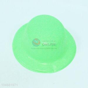 Factory directly sell fluorescence party hat with gold powder