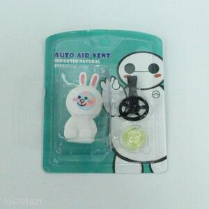 Best selling rabbit shpaed air freshener for car use