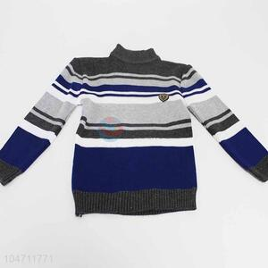 Hot Selling Knitting Patterns Children Sweater