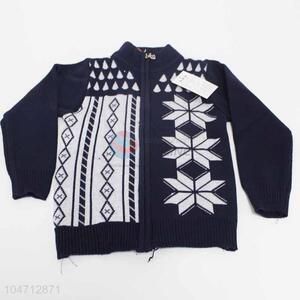 High Sales Knitting Patterns Children Sweater