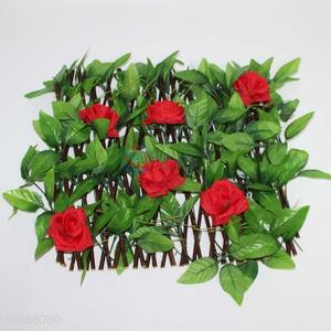 Best Selling 15x30cm Lattice Vine and Red Roses