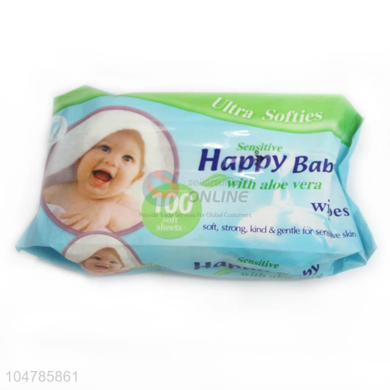b33ec3a3ff New Style 80 Pcs Baby Wipes Wet Tissue Cleaning Wipes - Sellersunion Online