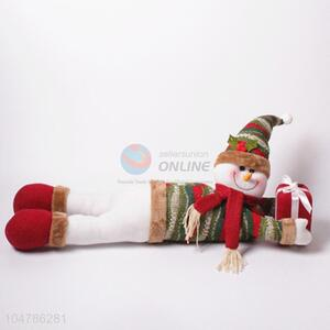 Wholesale new style Chrismtas snowman decorative article