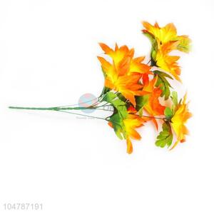 A Bunch of Artificial Flower Real Touch Flowers