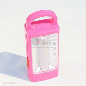New Arrival Emergency Light with Battery Charging Portable Lamp with Handle