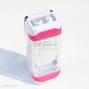 High Quality Long Lasting Rechargeable Emergency Light with Battery Charging