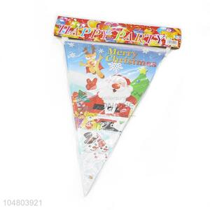 Pretty Cute Banner Flag Christmas hang Pennants Festival Party