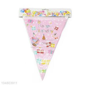 Fashion Style Cute Pennant Flags for Party Decoration Kids Room Decoration