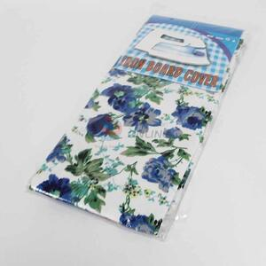 Floral Printing Canvas Ironing Board Cover