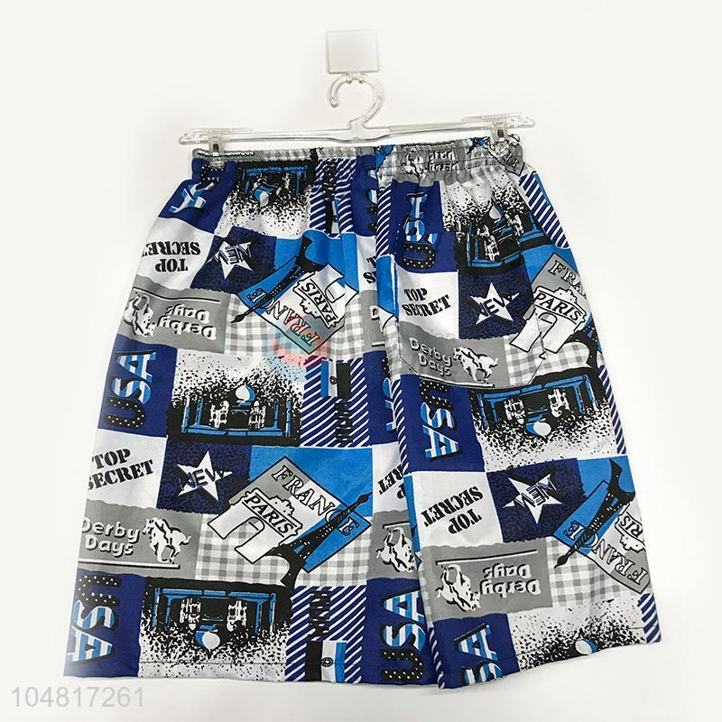 412eb195c9 Cheap Promotional Men's Loose Beach Shorts Printing Quick Dry Shorts -  Sellersunion Online