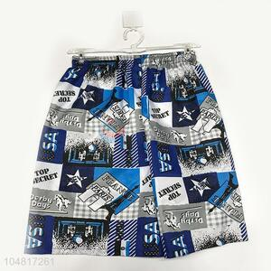 Cheap Promotional Men's Loose Beach Shorts Printing Quick Dry Shorts