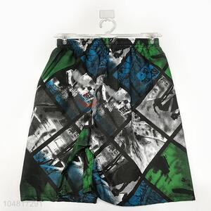 Promotional Item Comfort Thin Boardshorts Elastic Short Pants  For Man