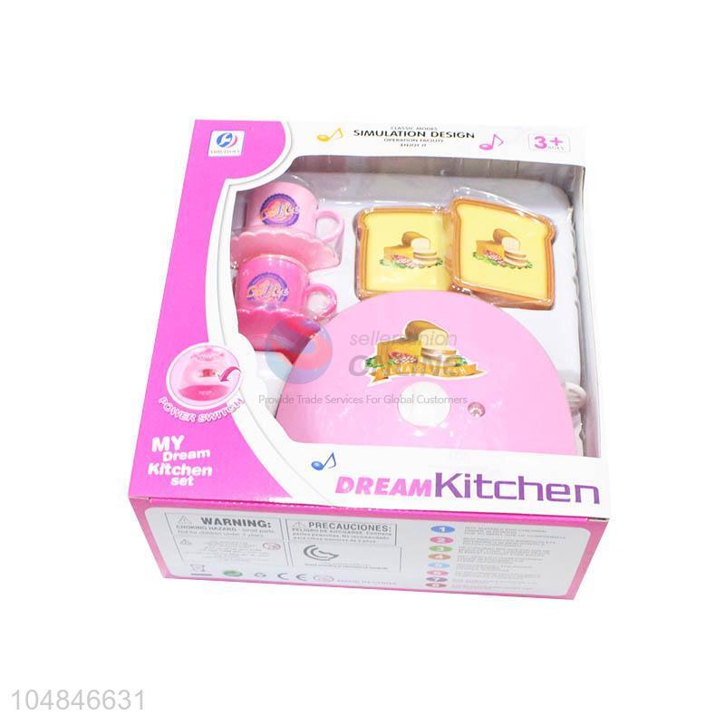 Cheap Price Kitchen Cooking Utensils Pots Pans Food Gift Miniature