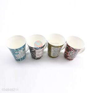 Wholesale Unique Design Ceramic Coffee Cup Water Cup