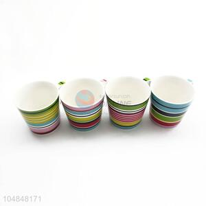 Top Selling Ceramic Cup for Drinking Office Breakfast Cup